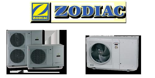 Installation de pompe à chaleur Zodiac